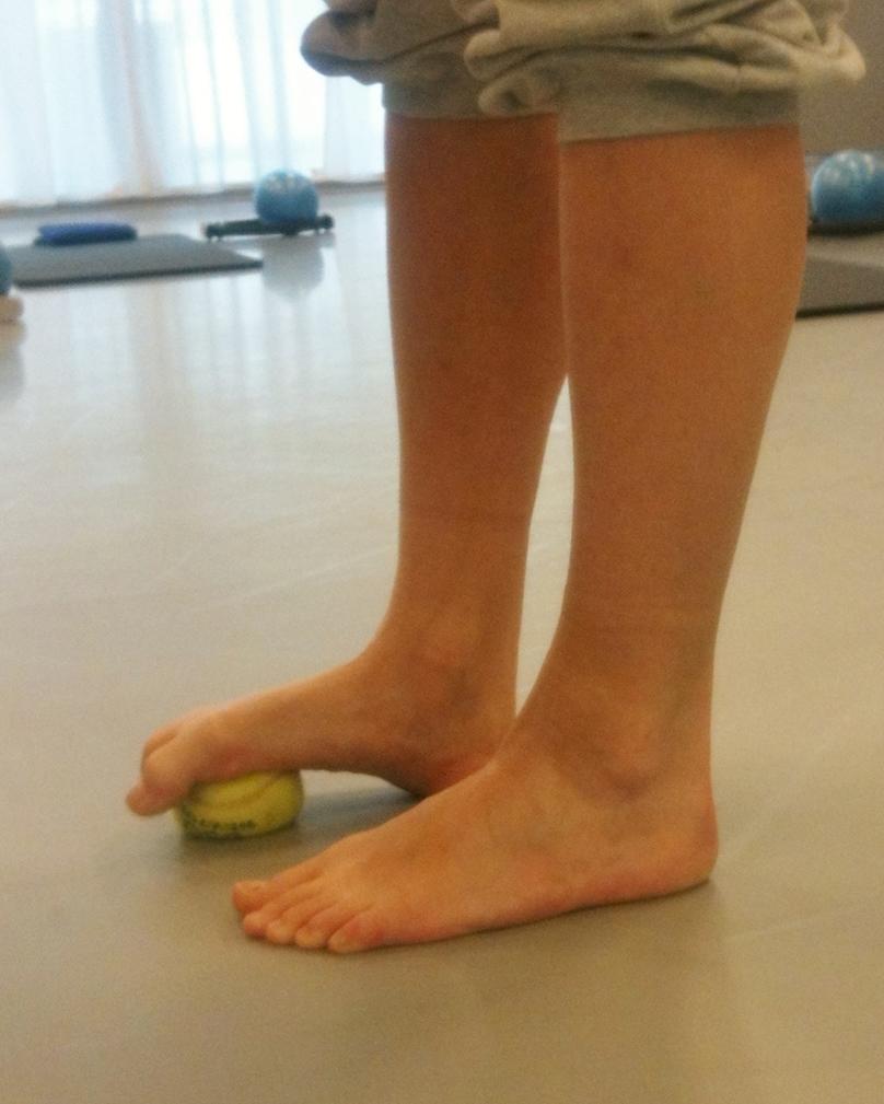 IMG 3123 Ruimte in je voeten is ruimte in je hele lijf