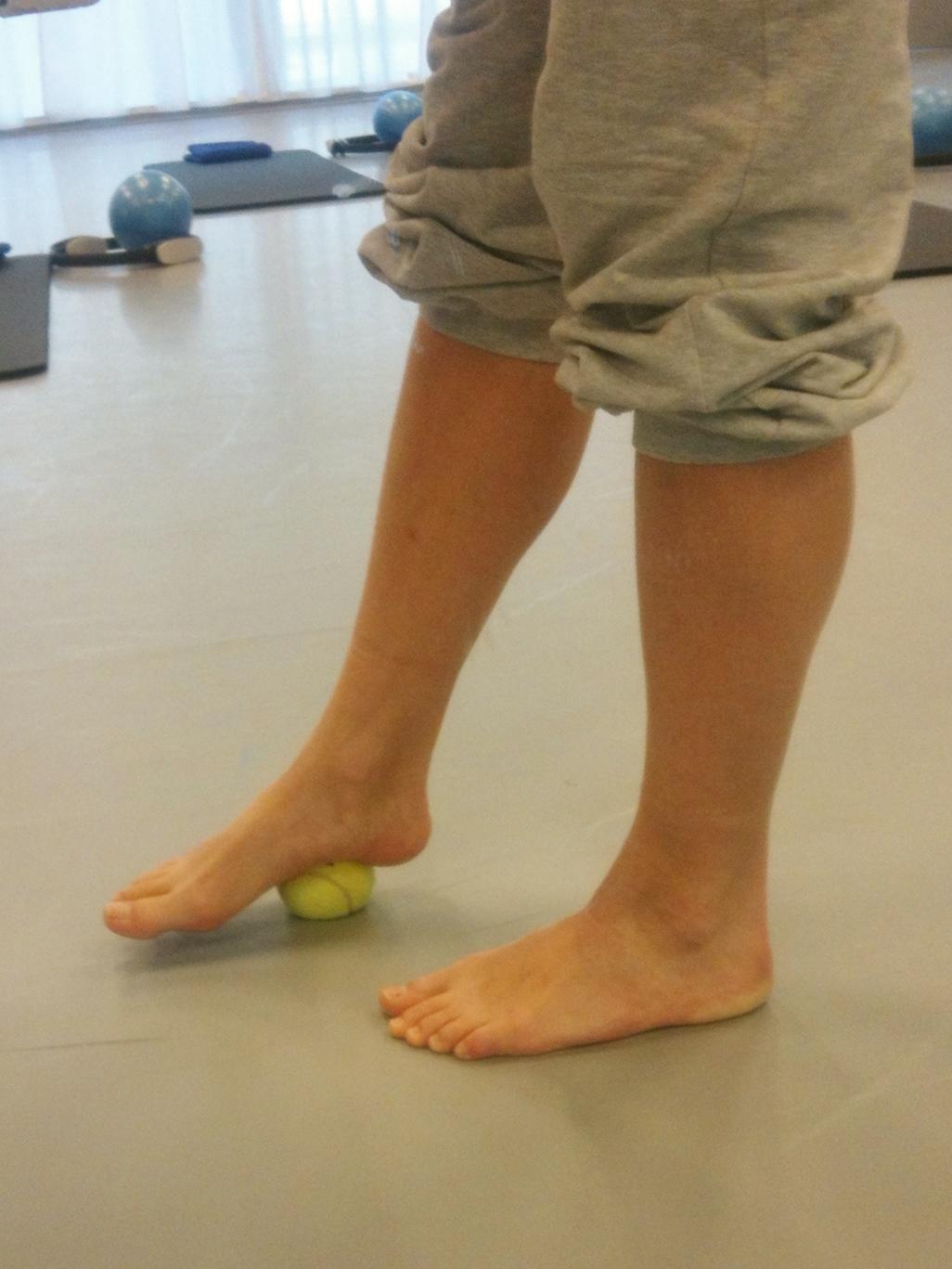 IMG 3130 Ruimte in je voeten is ruimte in je hele lijf