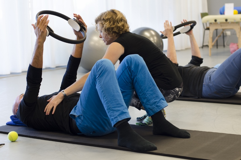 Lijfstroom Pilates Tilburg proefles circle squeeze correctie