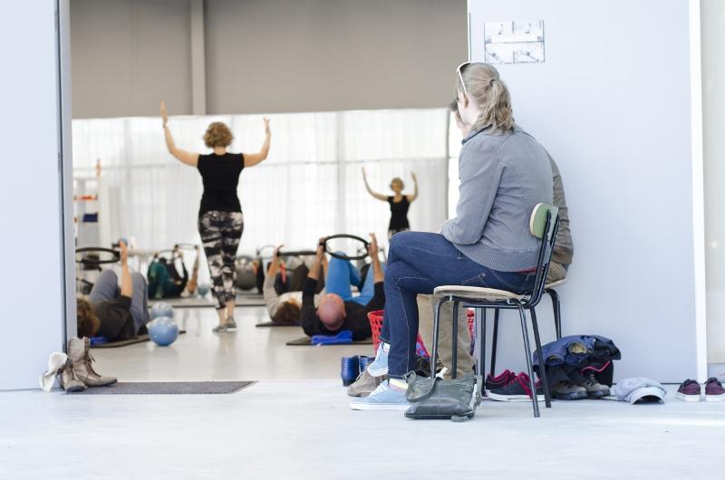 Lijfstroom Pilates Tilburg proefles deuropening