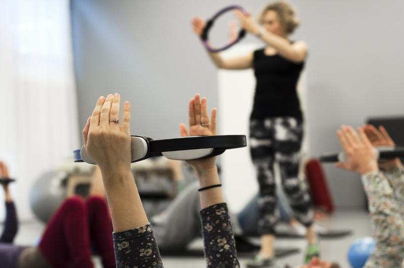 Lijfstroom Pilates Tilburg proefles squeeze close